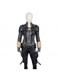 Black Widow Movie 2020 Jacket