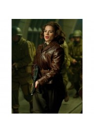 Captain America The First Avenger Peggy Carter Jacket