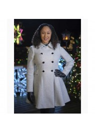 Christmas Comes Twice Dress Coat
