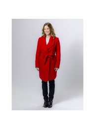 Christmas in Evergreen Ashley Williams Red Coat