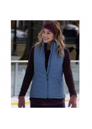 Christmas On Ice Abigail Klein Vest