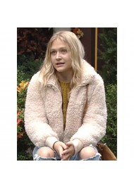 Faith Newman The Young and the Restless Bomber Jacket