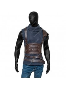 Final Fantasy VII Remake Cloud Strife Vest