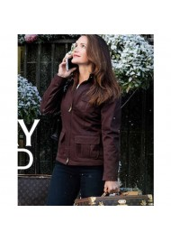 Holiday In The Wild Kristin Davis Jacket
