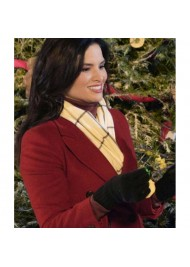 Katrina Law Christmas With the Darlings Coat