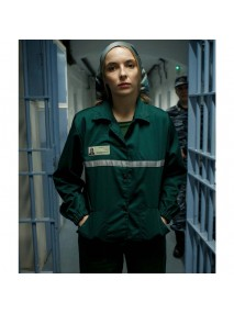 Killing Eve Villanelle Green Jacket
