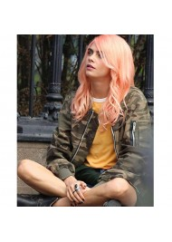 Life in a Year Cara Delevingne Bomber Jacket