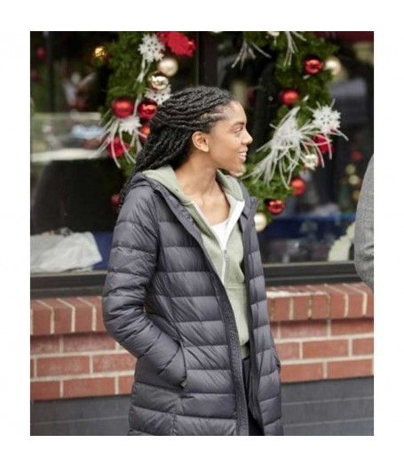 Lilly The Christmas Doctor Puffer Jacket