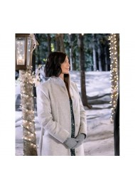 Meet Me at Christmas Catherine Bell Coat