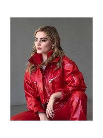Meg Donnelly Red Jacket