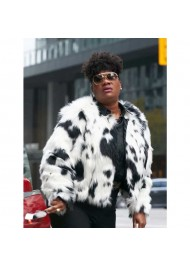 Pretty Hard Cases Adrienne C. Moore Fur Jacket