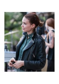 Song To Song Faye Leather Jacket