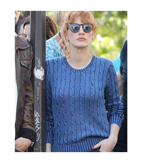 The 355 Jessica Chastain Sweater