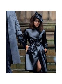 The Batman 2022 Zoë Kravitz Coat
