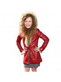 The Christmas Chronicles 2 Darby Camp Premiere Coat