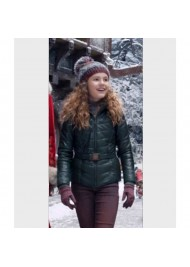 The Christmas Chronicles 2 Kate Jacket