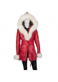 The Christmas Chronicles Goldie Hawn Hooded Jacket