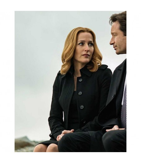 X Files Season 11 Dana Scully Jacket