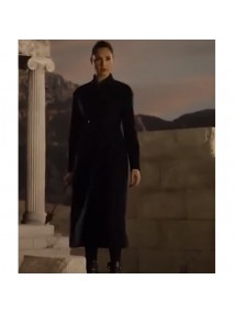Zack Snyders Justice League (2021) Diana Prince Coat