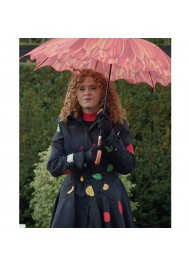 Zoey's Extraordinary Playlist Bernadette Peters Coat