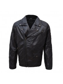Roddy Piper Biker Style Black Jacket