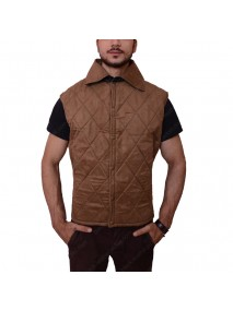 John Dutton Yellowstone Quilted Vest