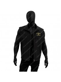 Yellowstone John Dutton Black Vest