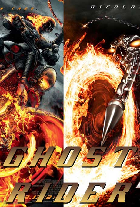 Ghost Rider Jackets