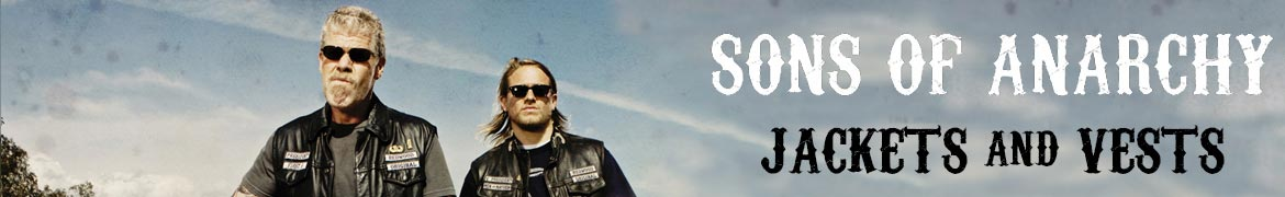 Sons of Anarchy Jackets and Vests