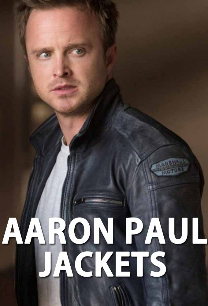 Aaron Paul Jackets