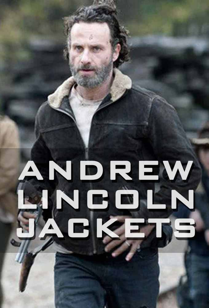 Andrew Lincoln Jackets