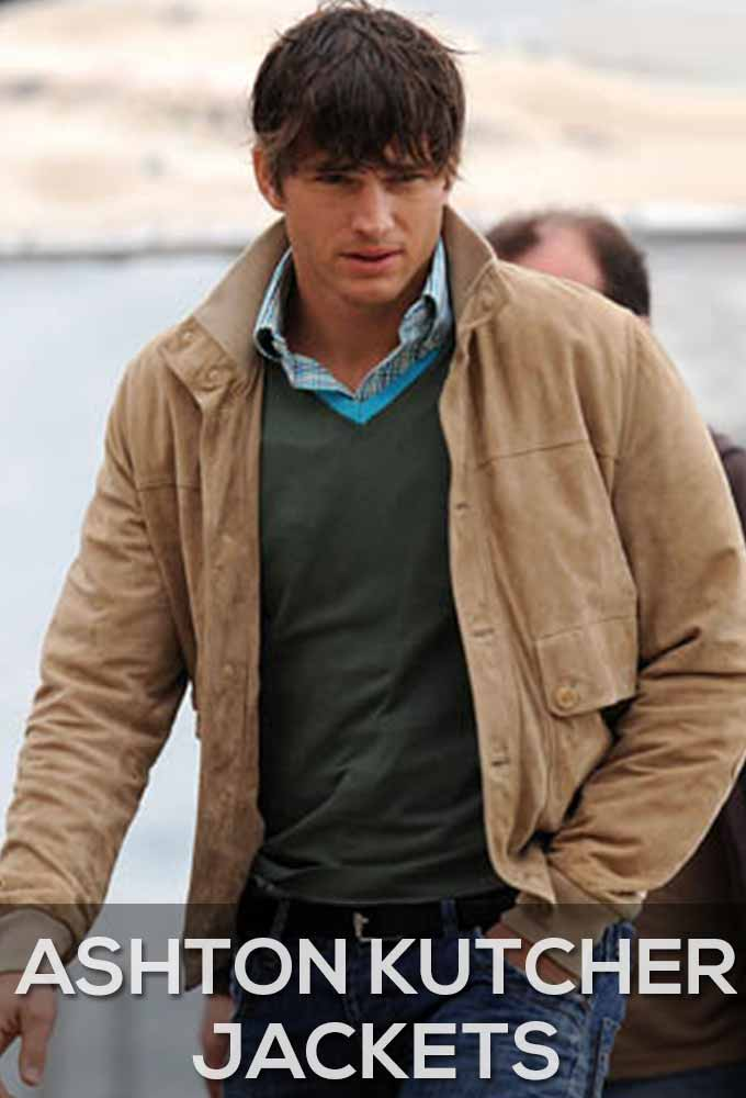 Ashton Kutcher Jackets