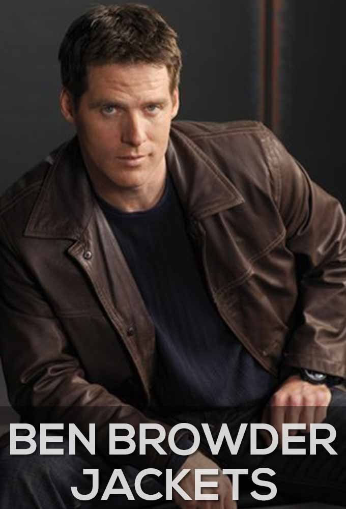 Ben Browder Jackets
