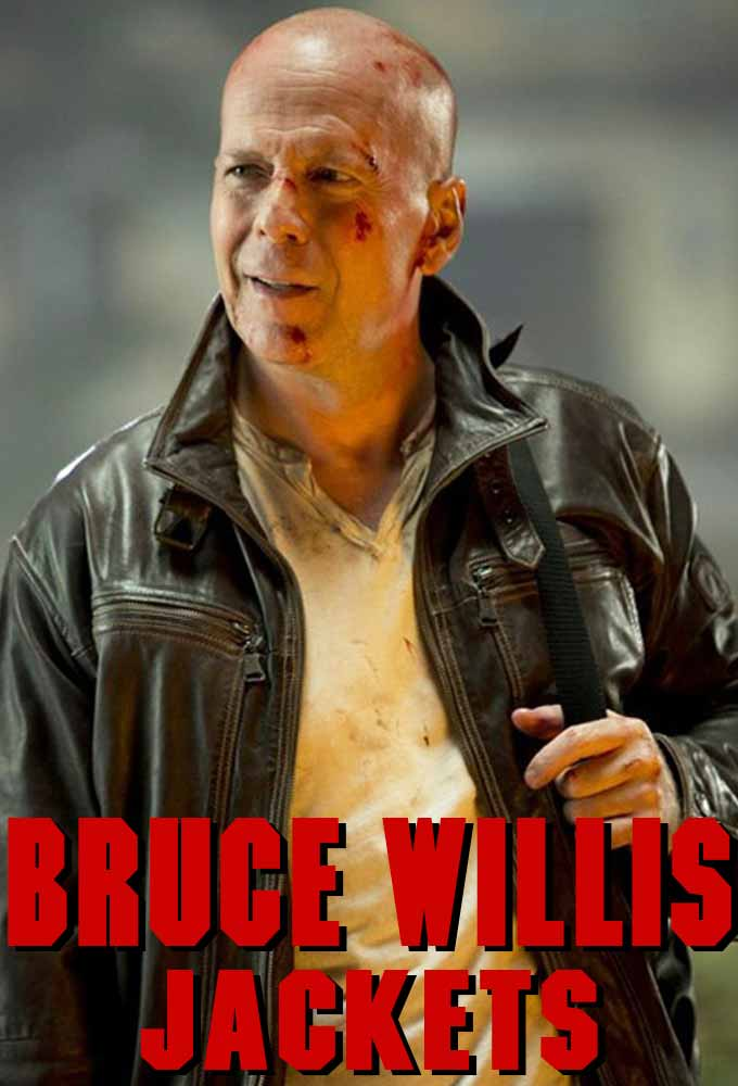 Bruce Willis Jackets
