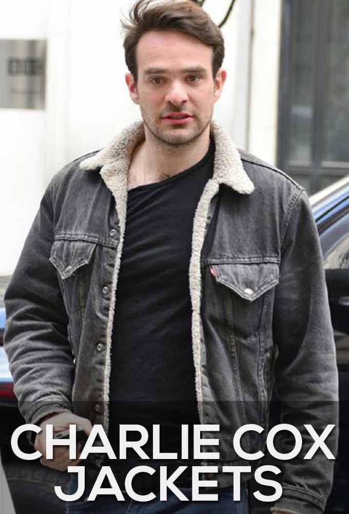 Charlie Cox Jackets