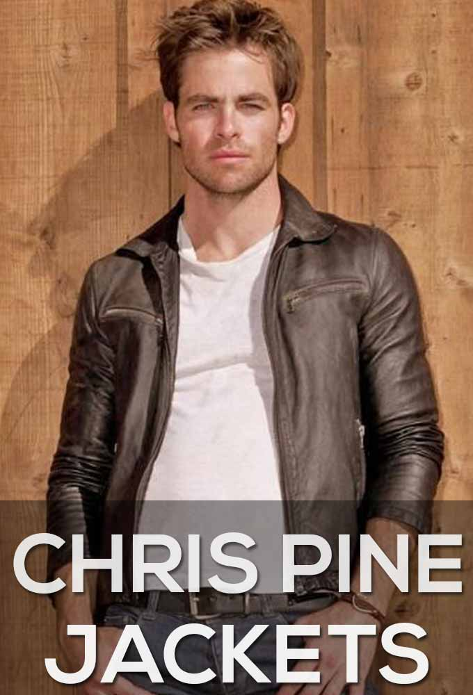 Chris Pine Jackets