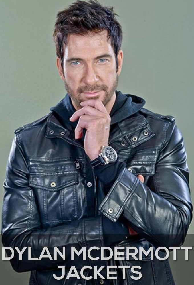 Dylan McDermott Jackets
