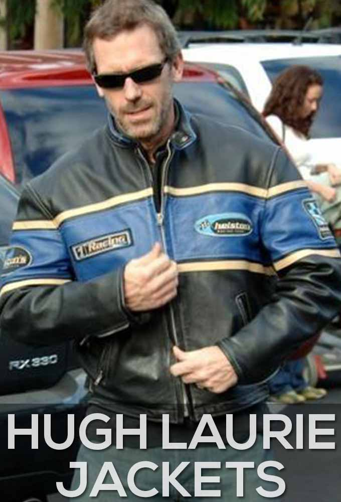 Hugh Laurie Jackets