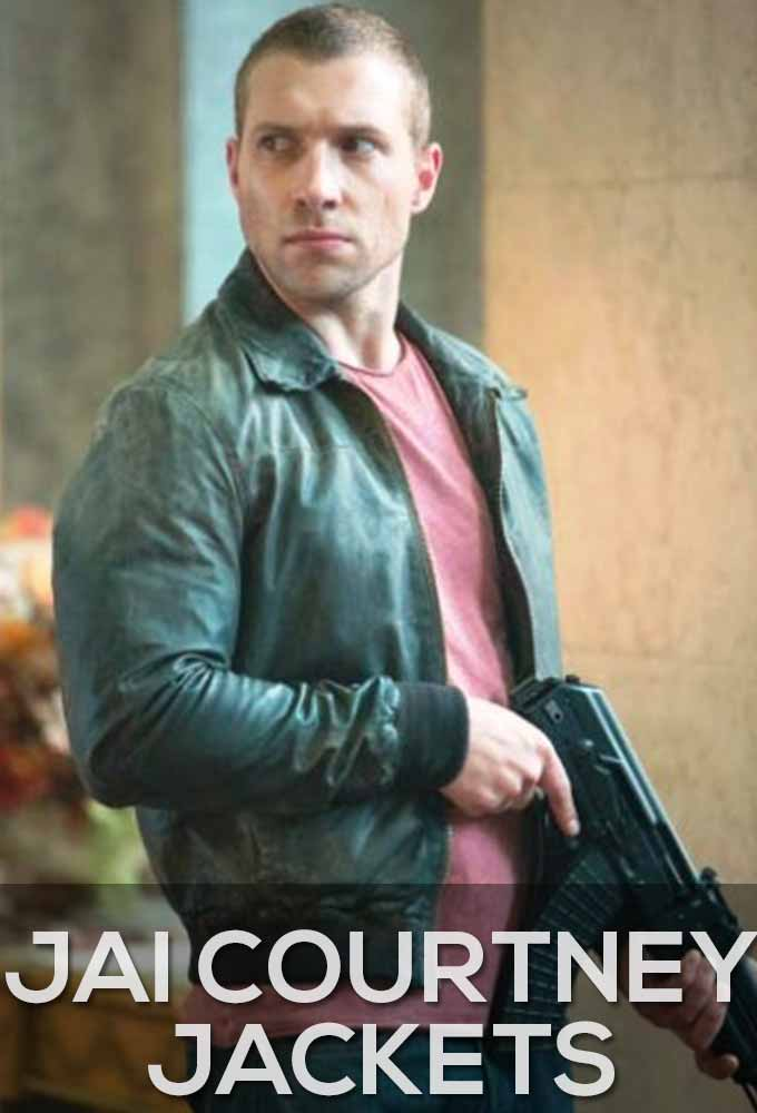 Jai Courtney Jackets