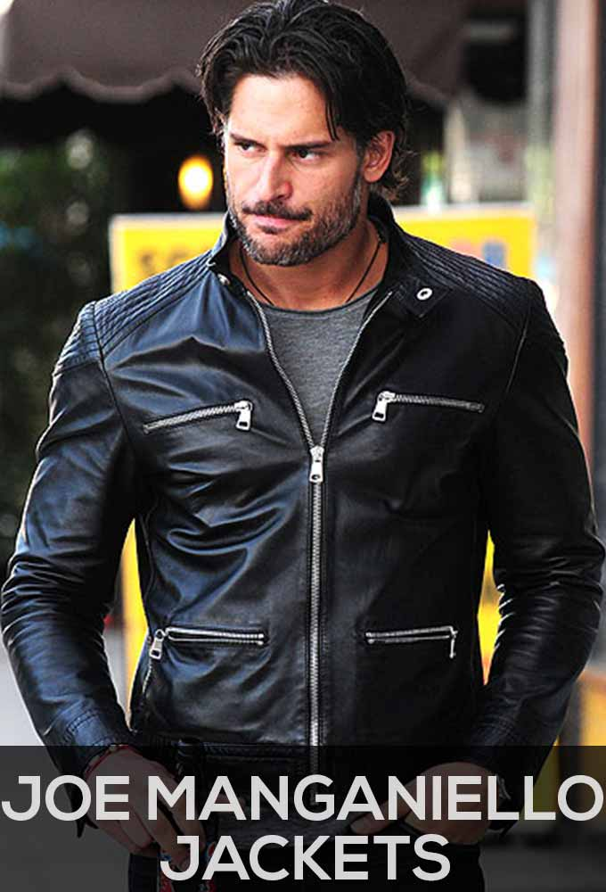 Joe Manganiello Jackets