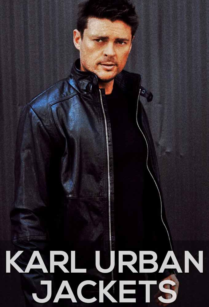 Karl Urban Jackets