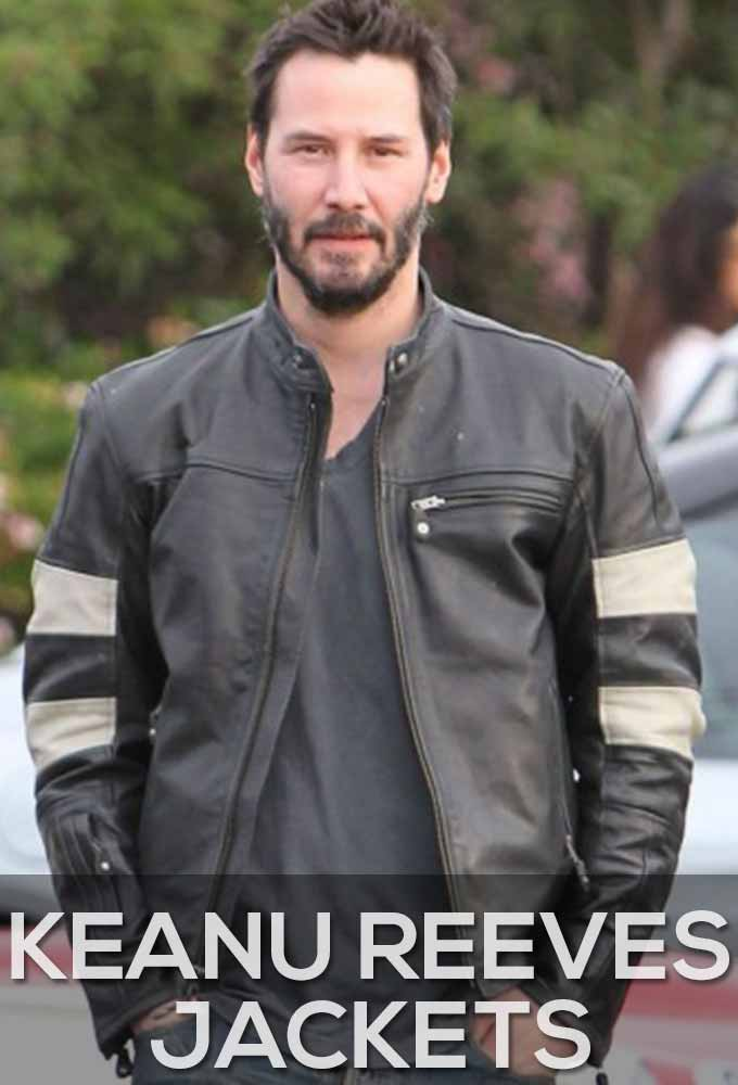 Keanu Reeves Jackets