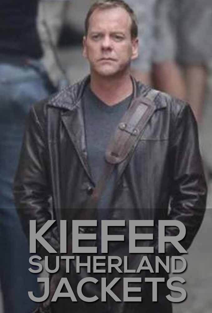 Kiefer Sutherland Jackets