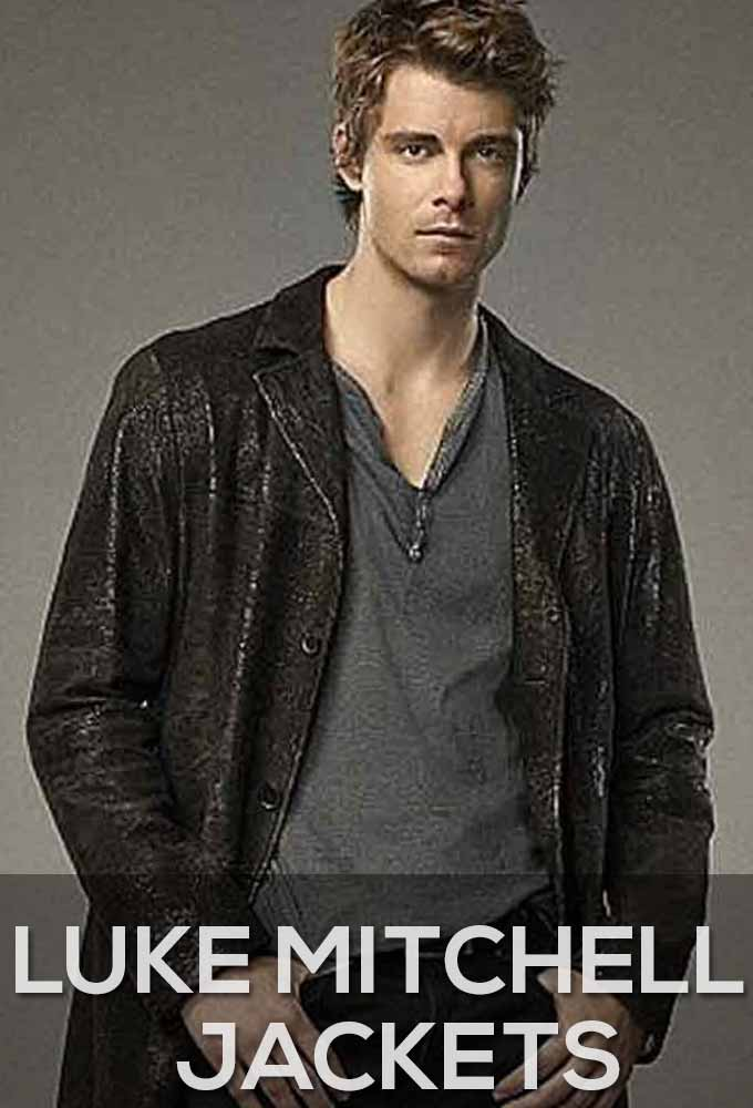 Luke Mitchell Jackets