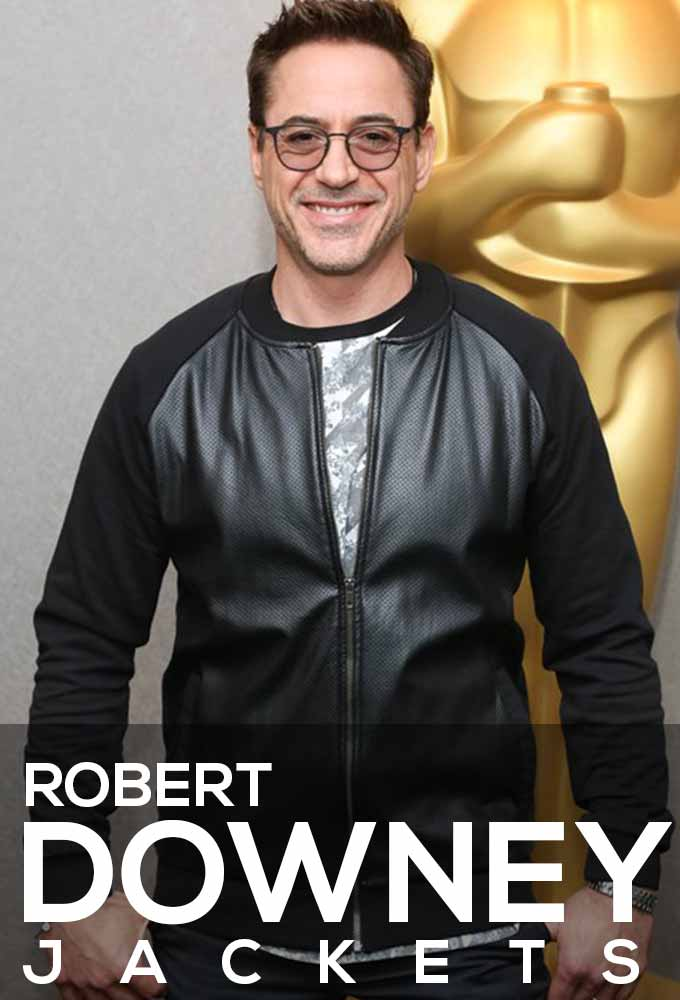Robert Downey Jr Jackets