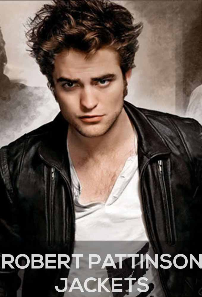 Robert Pattinson Jackets