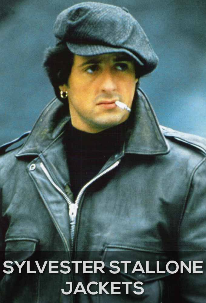 Sylvester Stallone Jackets