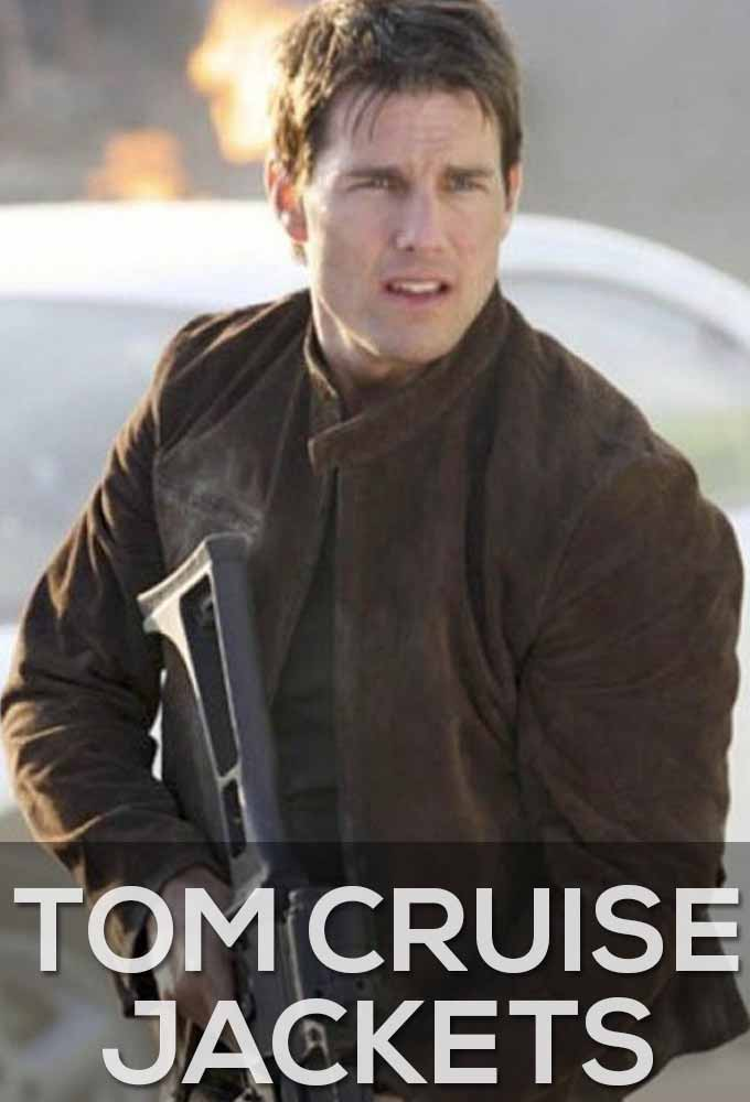 Tom Cruise Jackets