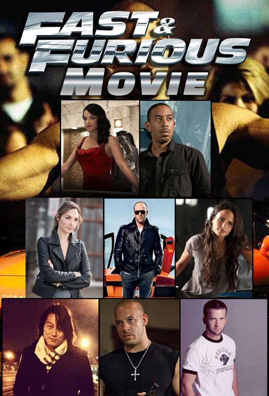 Fast and Furious Movie Jackets