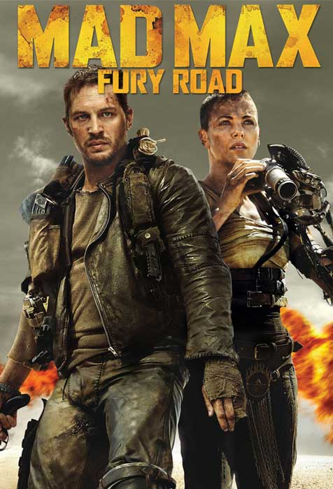 Mad Max Fury Road Jackets